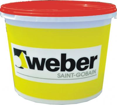 Weber.pas silicon plus Tencuiala Decorativa Siliconica - Grupa de culoare 3/culori istorice - 25 kg0