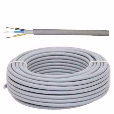 Cablu electric CYY-F 3 x 1.5 mmp, cupru 0
