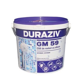 DURAZIV GM 59 Chit de rosturi cu silicon 0