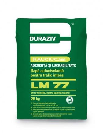 DURAZIV LM 77 - Șapă autonivelantă pentru trafic intens 0