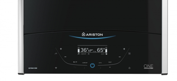 Centrala termica in condensare Ariston Alteas One Net 24 EU 24 kW 3