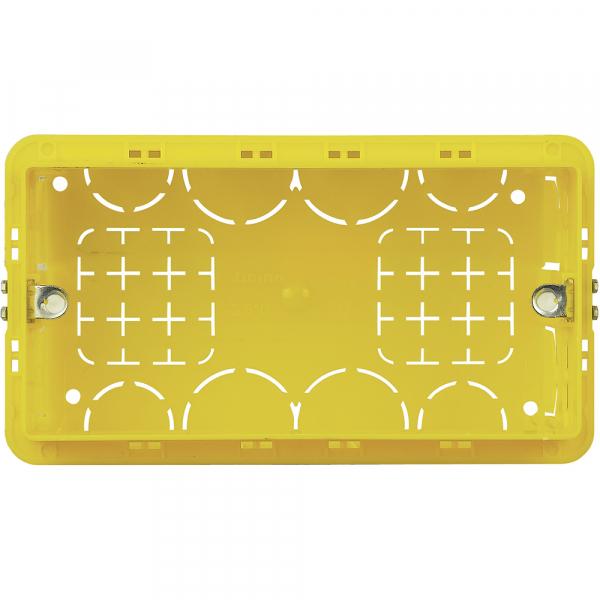 Doza 4 module Incastrata in tencuiala Bticino 504E 0