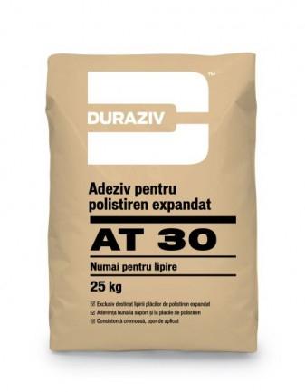 DURAZIV AT 30 Adeziv pentru polistiren expandat 0