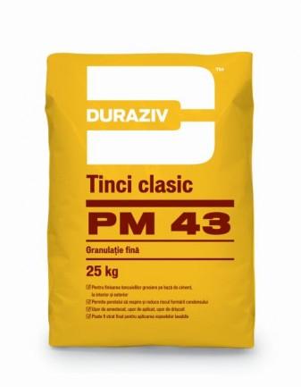 DURAZIV PM 43 Tinci clasic 0