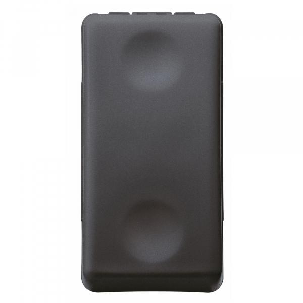 GW21571 - Intrerupator 1 modul culoare neagra 0