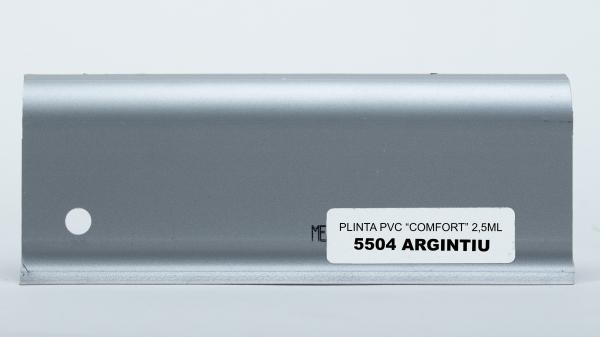 Plinta Argintiu cod 5504 0