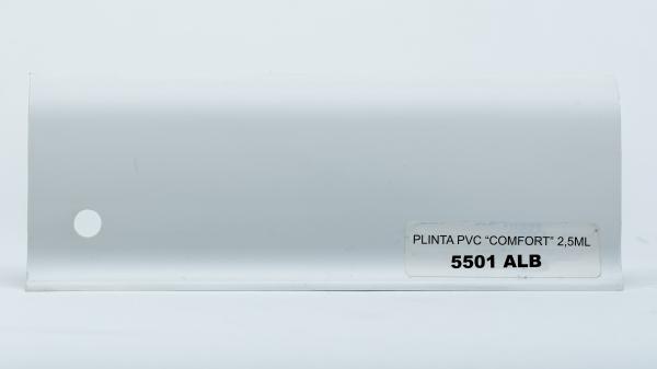 Plinta Alb cod 5501 0