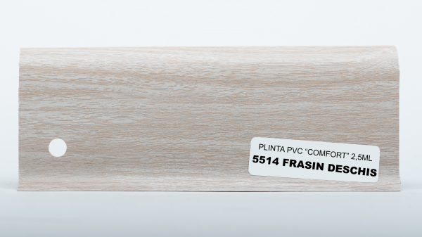 Plinta Frasin Deschis cod 5514 0