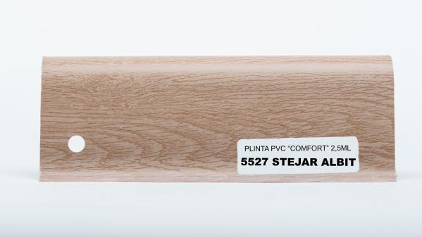 Plinta Stejar Albit cod 5527 0