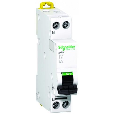 Siguranta automata 1P+N 25A Schneider A9N21549 0