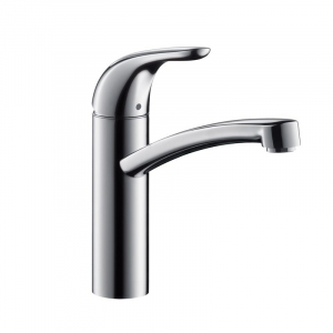 Baterie bucatarie Hansgrohe Focus E, crom0