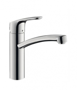 Baterie bucatarie Hansgrohe Focus E2, crom0