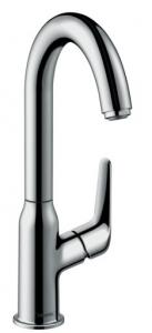 Baterie lavoar Hansgrohe Novus 240 cu pipa rotativa, ventil pop-up0