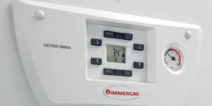 Centrala termica pe gaz in condensare Immergas Victrix Omnia 250