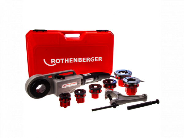 Supertronic 2000 Rothenberger masina de filetat pana la 2 '' , putere 1010 W , cod 71256 2