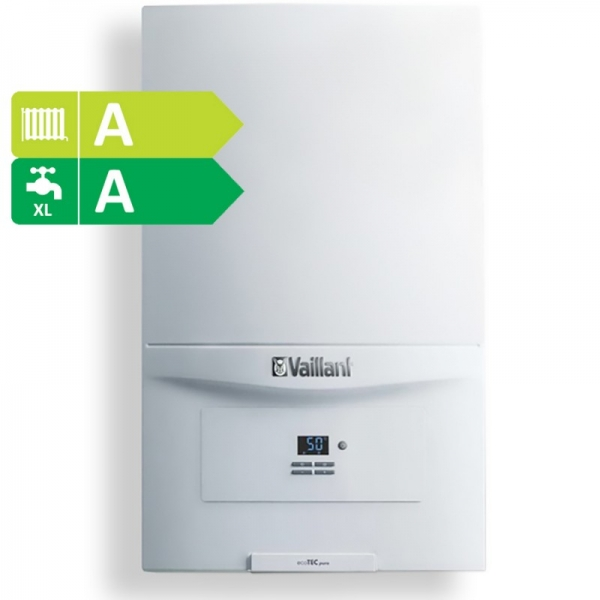 VAILLANT ecoTEC pure VUW 286/7-2, 26,1 kW centrala termica in condensatie - Incalzire + A.C.M. 0