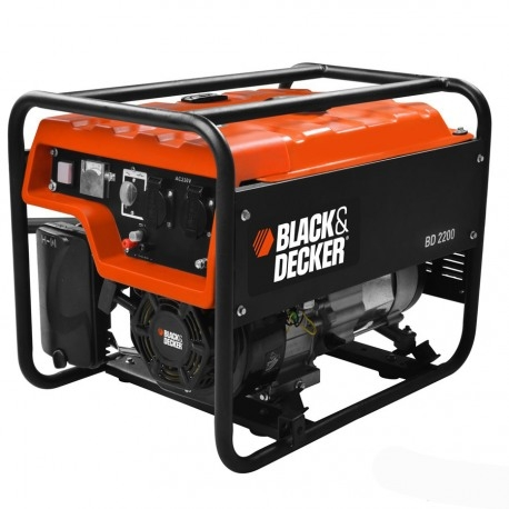 Generator de curent electric Black+Decker 2000W 0