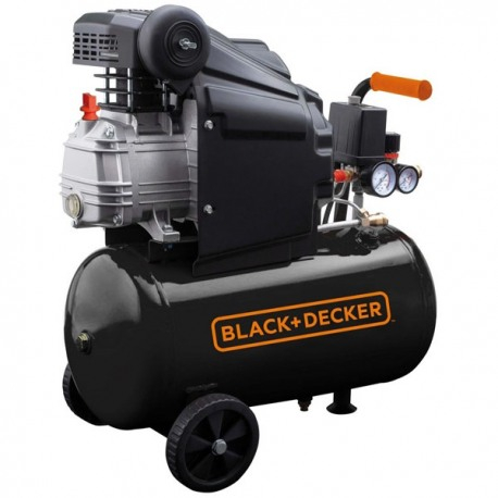 Compresor Black+Decker 24L - BD 205/24 0
