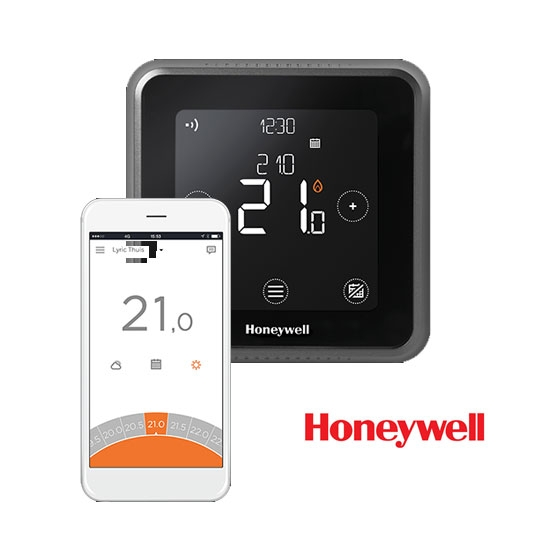 Termostat inteligent LYRIC T6 Honeywell 2