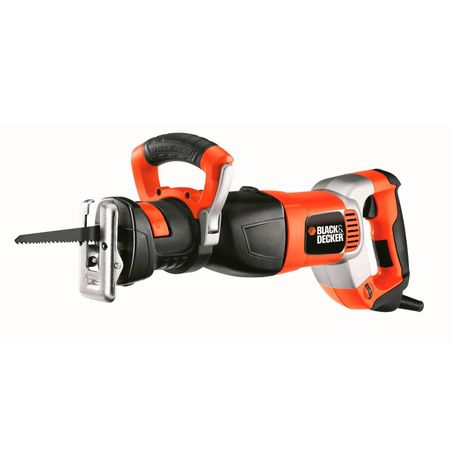 Fierastrau sabie Black+Decker 1050W cursa 28mm - RS1050EK 0