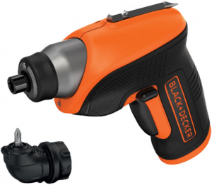 Surubelnita Black+Decker 3.6V Li-ion MPP - CS3652LC0