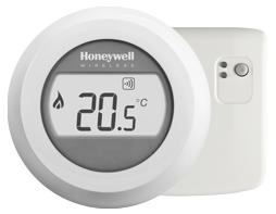 Termostat de ambianta HONEYWELL on/off WiFi, The Round Y87 RF1