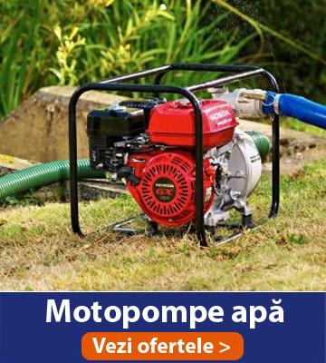 Motopompe apa
