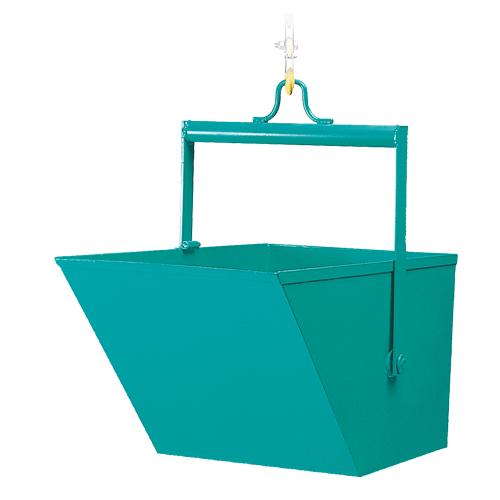 Bena trapezoidala ridicare material Imer, 45 L [0]