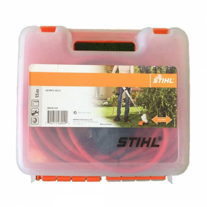 Cablu prelungitor Stihl, 15 m 1