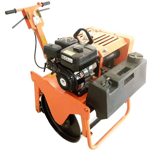 Cilindru vibrocompactor Bisonte CV300-H, Honda GX160, 5.5 CP, benzina, 600 mm [0]