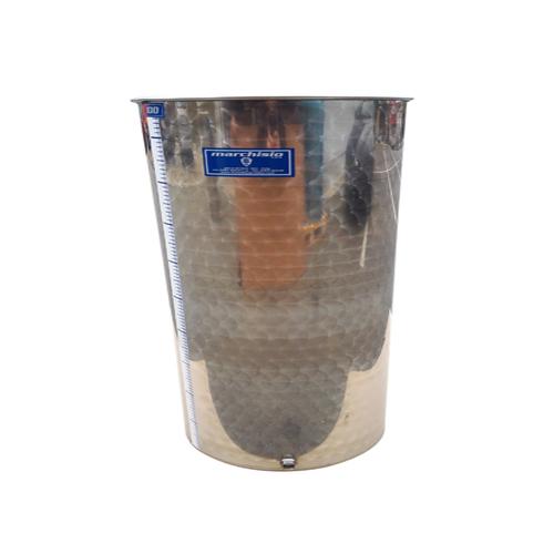 Cisterna inox Marchisio SPO50, 50 litri, capac flotant cu ulei de parafina, 384x500 mm [3]