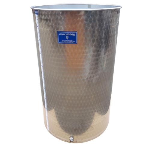 Cisterna inox Marchisio SPO700, 700 litri, capac flotant cu ulei de parafina, 790x1500 mm [3]
