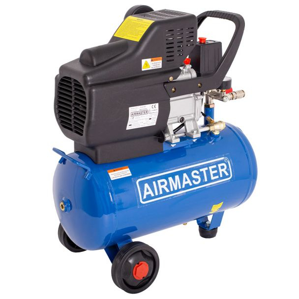 Compresor cu piston Airmaster AIRMASTER210/24, 24 L, 8 bar, 198 l/min, 2 CP, monofazat [5]
