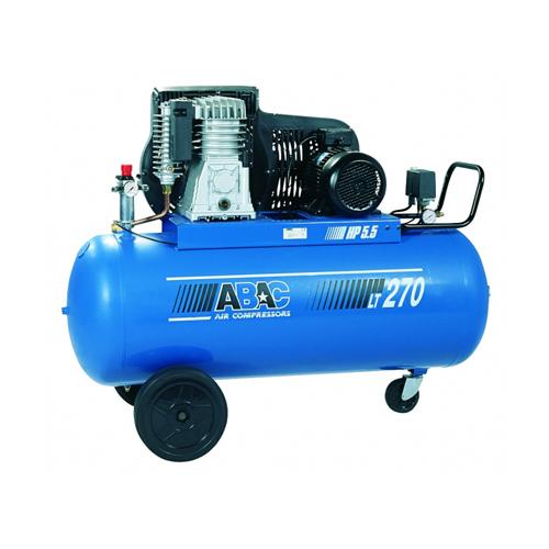 Compresor cu piston Abac B6000/270 CT7.5, 270 L, 11 bar, 827 l/min, 7.5 CP, trifazat [0]