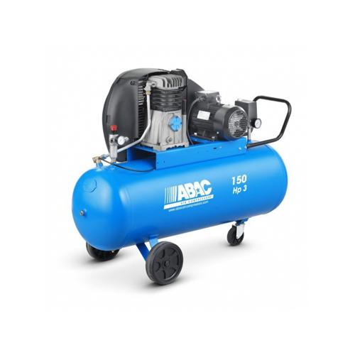 Compresor cu piston Abac PRO A39B 150 CT3, 150 L, 10 bar, 393 l/min, 3 CP, trifazat [0]