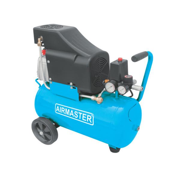 Compresor cu piston Airmaster AIR2SHU824, 24 L, 8 bar, 206 l/min, 2 CP, monofazat 0
