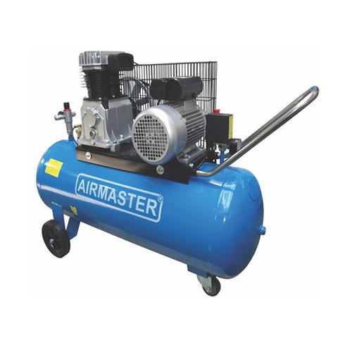 Compresor cu piston Airmaster AIR3SHU10100, 100 L, 10 bar, 320 l/min, 3 CP, trifazat [0]
