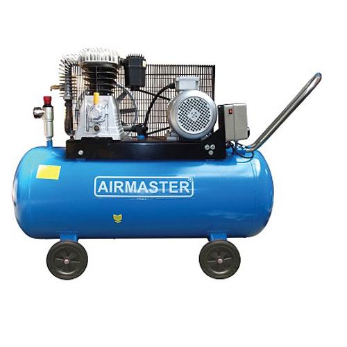 Compresor cu piston Airmaster AIR5.5SHU10200, 200 L, 10 bar, 550 l/min, 5.5 CP, trifazat [0]