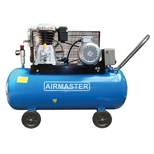 Compresor cu piston Airmaster AIR5.5SHU10300, 300 L, 11 bar, 720 l/min, 5.5 CP, trifazat [0]