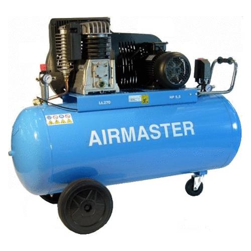 Compresor cu piston Airmaster CT5.5/620/270, 270 L, 11 bar, 618 l/min, 5.5 CP, trifazat [0]