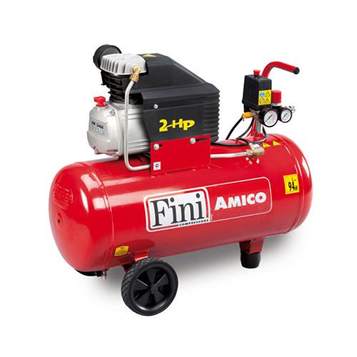 Compresor cu piston Fini AMICO 50/2400, 50 L, 8 bar, 170 l/min, 2 CP, monofazat [0]
