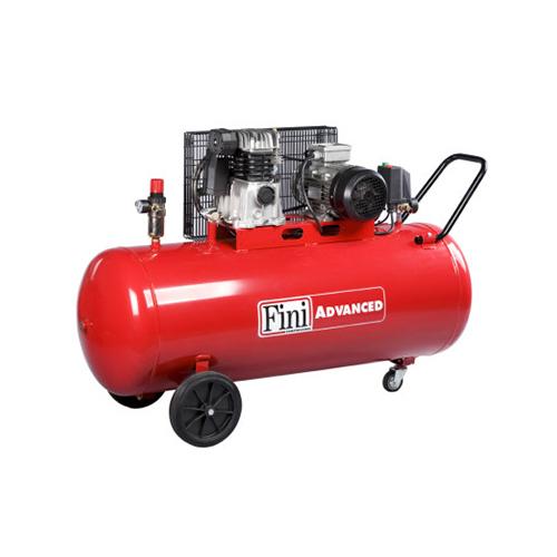 Compresor cu piston Fini MK103-270-4, 270 L, 10 bar, 395 l/min, 4 CP, trifazat [0]