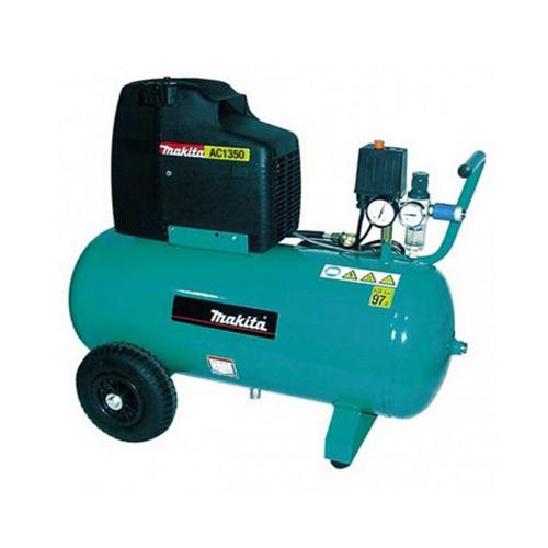 Compresor de aer Makita AC1350, 230 V, 2.1 kW, 240 l/min, 10 bar, 50 L 0