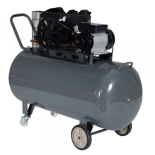 Compresor cu piston Stager HMV0.25/250, 250 L, 8 bar, 250 l/min, 3 CP, monofazat [1]