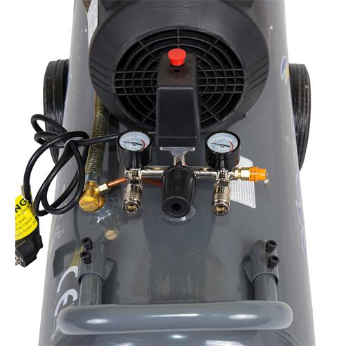 Compresor cu piston Stager HM3100V, 100 L, 8 bar, 356 l/min, 3 CP, monofazat [2]