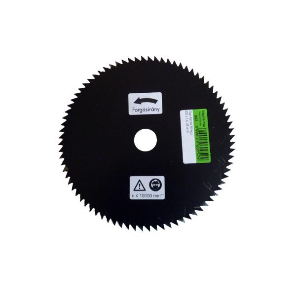 Disc circular cu 80 dinti ascutiti 200 x 25.4 mm 0