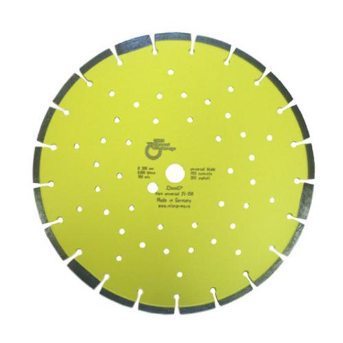 Disc diamantat asfalt/beton Kern, 400 x 25.4 mm [0]