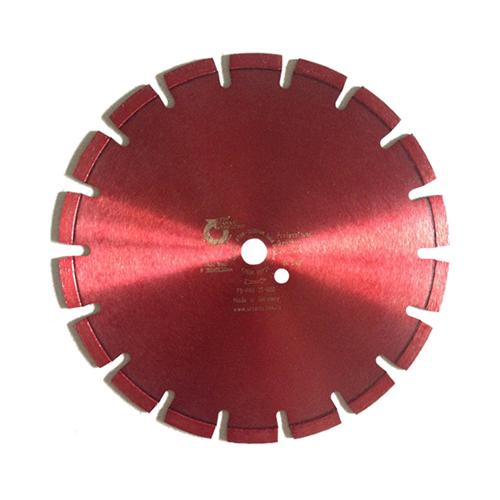 Disc diamantat beton Kern FB-PRO, 300 x 25.4 mm [0]