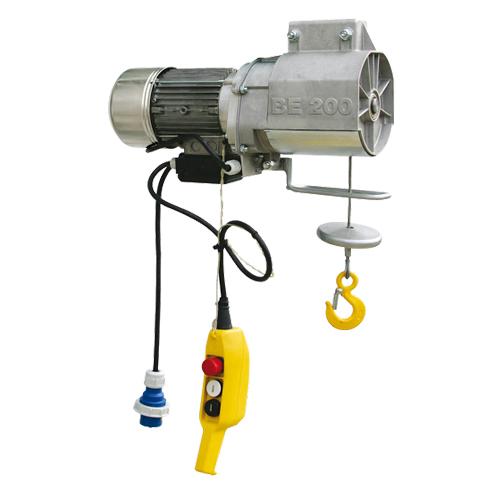 Electropalan Imer BE 200, 750 W, 200 kg, Hmax. 25 m, cadru rigid [0]