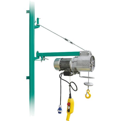 Electropalan Imer BE 200, 750 W, 200 kg, Hmax. 25 m, cadru rigid [1]
